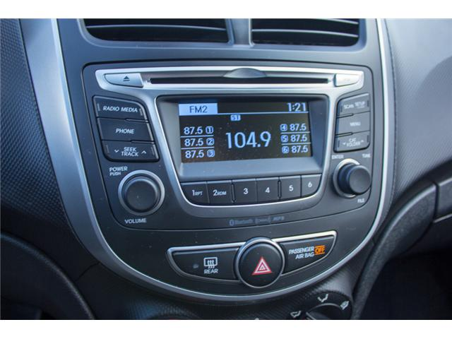 2017 Hyundai Accent GL (Stk: 7FO3374A) in Surrey - Image 24 of 28