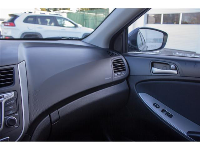 2017 Hyundai Accent GL (Stk: 7FO3374A) in Surrey - Image 27 of 28