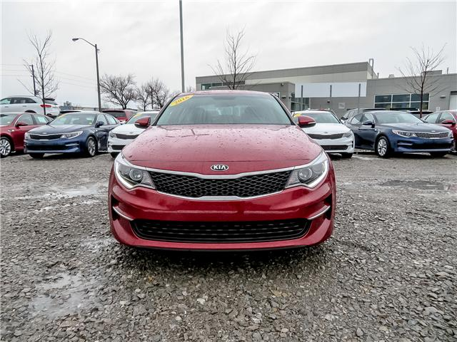 2016 Kia Optima LX ECO Turbo (Stk: 6377P) in Scarborough - Image 2 of 27