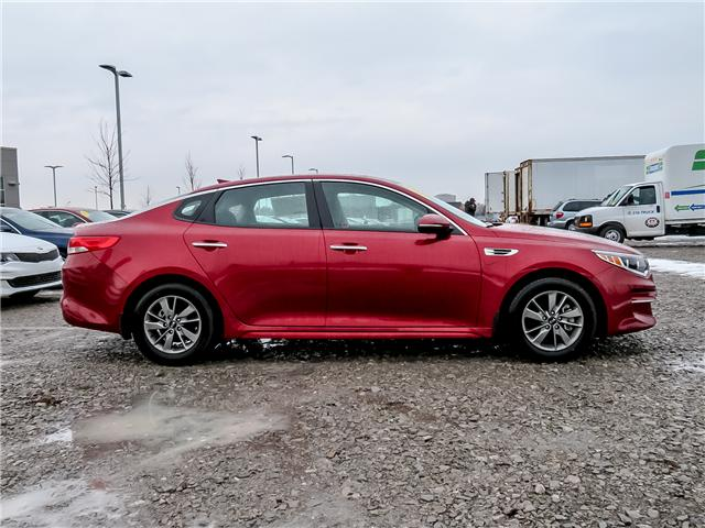 2016 Kia Optima LX ECO Turbo (Stk: 6377P) in Scarborough - Image 4 of 27