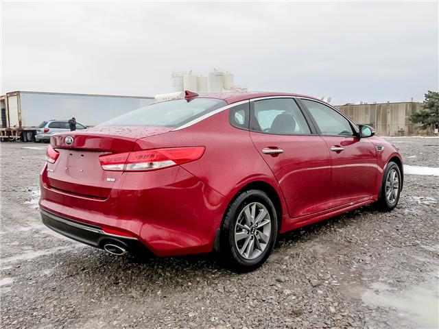 2016 Kia Optima LX ECO Turbo (Stk: 6377P) in Scarborough - Image 5 of 27