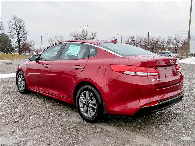 2016 Kia Optima LX ECO Turbo (Stk: 6377P) in Scarborough - Image 7 of 27
