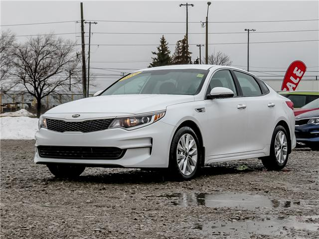 2016 Kia Optima LX (Stk: 6380P) in Scarborough - Image 1 of 28