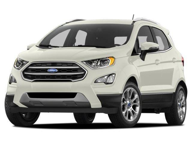 2018 Ford EcoSport SE (Stk: J-371) in Calgary - Image 1 of 3