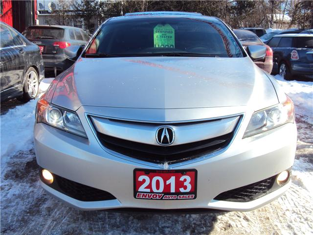 2013 Acura ILX Base (Stk: ) in Ottawa - Image 2 of 26