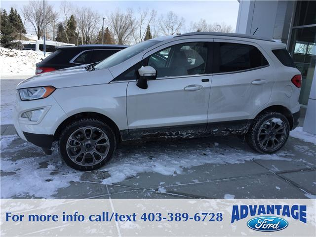 2018 Ford EcoSport Titanium (Stk: J-052) in Calgary - Image 2 of 5