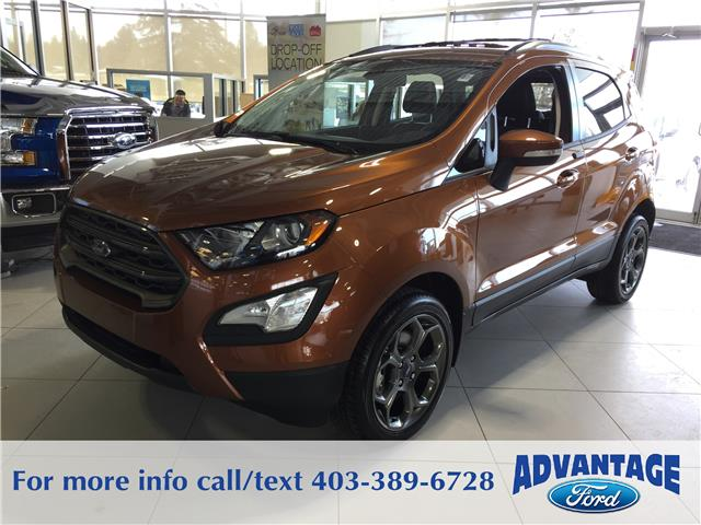 2018 Ford EcoSport SES (Stk: J-180) in Calgary - Image 1 of 4