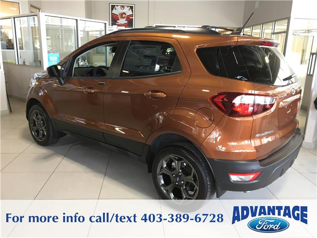 2018 Ford EcoSport SES (Stk: J-180) in Calgary - Image 2 of 4
