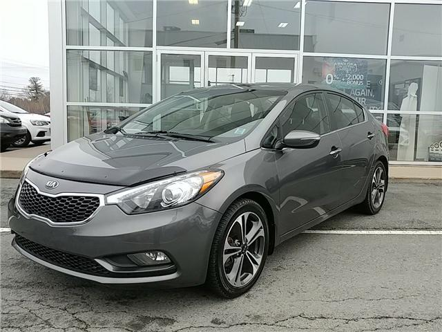 2014 Kia Forte 2.0L EX (Stk: 18054A) in New Minas - Image 1 of 20