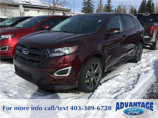 2018 Ford Edge Sport (Stk: J-314) in Calgary - Image 1 of 6