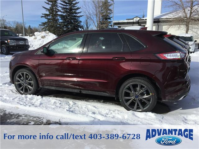 2018 Ford Edge Sport (Stk: J-314) in Calgary - Image 2 of 6