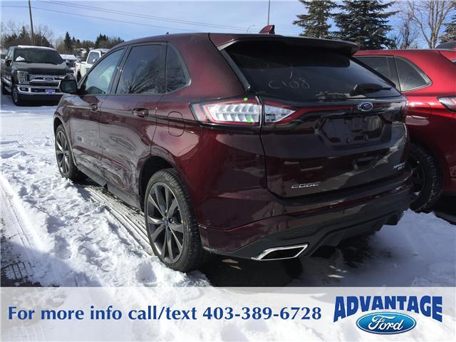 2018 Ford Edge Sport (Stk: J-314) in Calgary - Image 3 of 6
