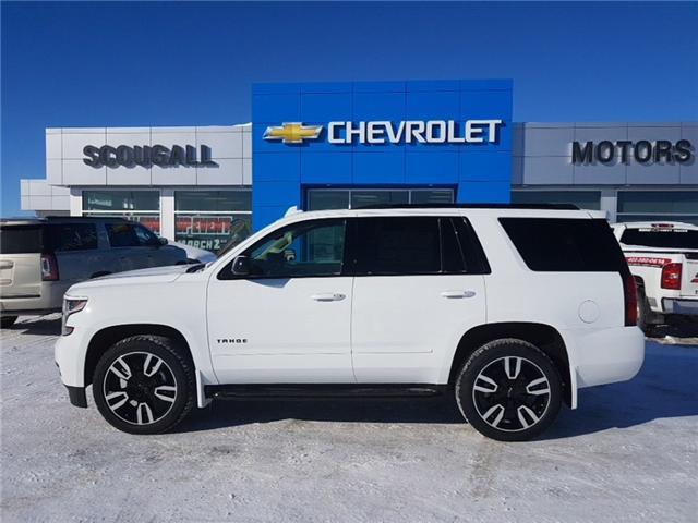 2018 Chevrolet Tahoe Premier (Stk: 189938) in Fort Macleod - Image 1 of 29
