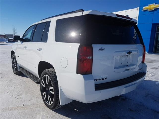 2018 Chevrolet Tahoe Premier (Stk: 189938) in Fort Macleod - Image 2 of 29