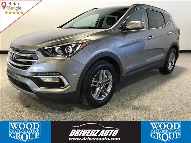 2017 Hyundai Santa Fe Sport  (Stk: P11403) in Calgary - Image 1 of 11
