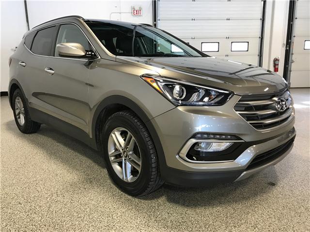 2017 Hyundai Santa Fe Sport  (Stk: P11403) in Calgary - Image 2 of 11