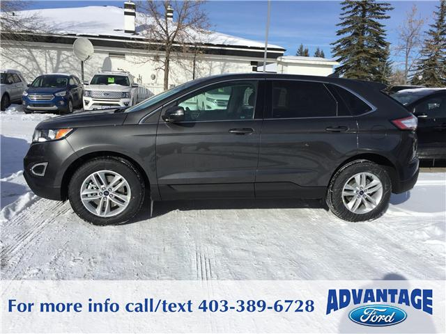 2018 Ford Edge SEL (Stk: J-320) in Calgary - Image 2 of 5
