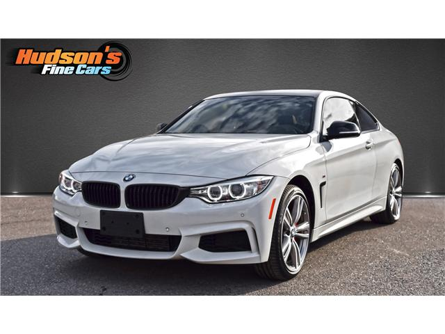 2014 BMW 435i xDrive (Stk: 86176) in Toronto - Image 1 of 24