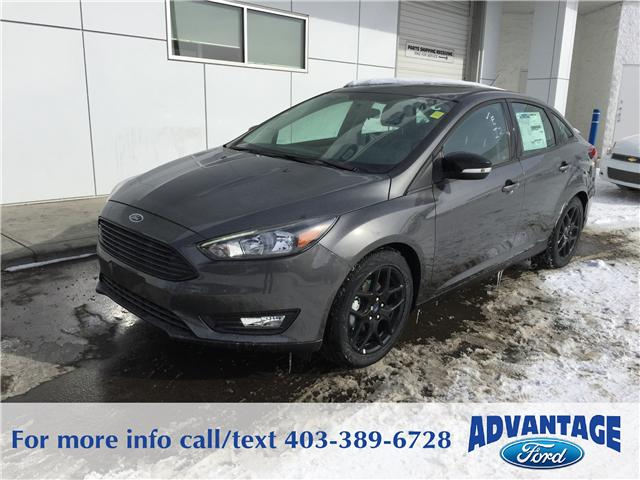 2017 Ford Focus SEL (Stk: 5102) in Calgary - Image 1 of 10