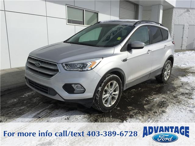 2017 Ford Escape SE (Stk: 5134) in Calgary - Image 1 of 10