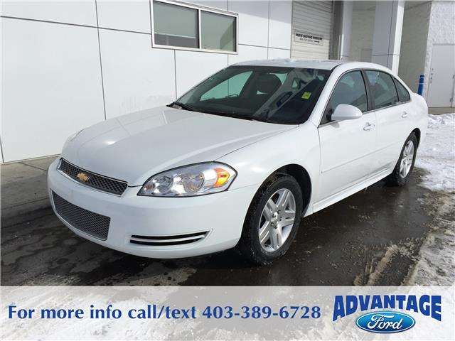 2012 Chevrolet Impala LT (Stk: J-581A) in Calgary - Image 1 of 10