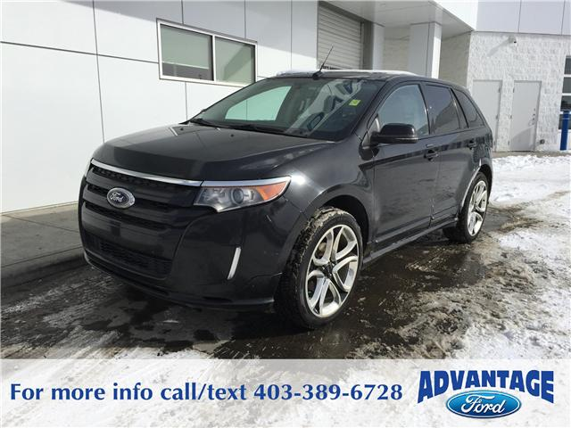 2013 Ford Edge Sport (Stk: T22334) in Calgary - Image 1 of 10