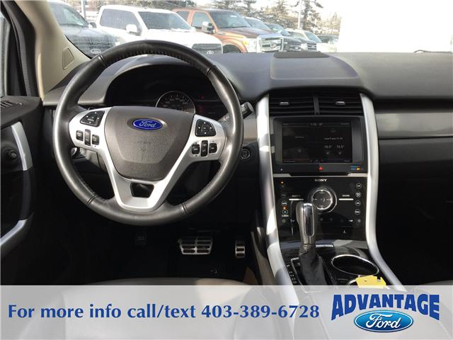 2013 Ford Edge Sport (Stk: T22334) in Calgary - Image 2 of 10