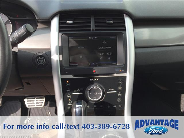 2013 Ford Edge Sport (Stk: T22334) in Calgary - Image 3 of 10