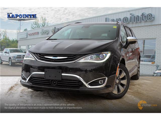 2018 Chrysler Pacifica Hybrid Limited (Stk: 18198) in Pembroke - Image 1 of 20
