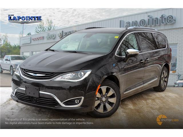 2018 Chrysler Pacifica Hybrid Limited (Stk: 18198) in Pembroke - Image 2 of 20