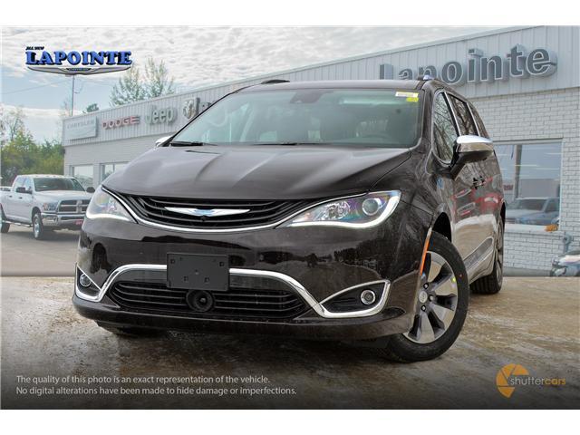 2018 Chrysler Pacifica Hybrid Limited (Stk: 18199) in Pembroke - Image 1 of 20