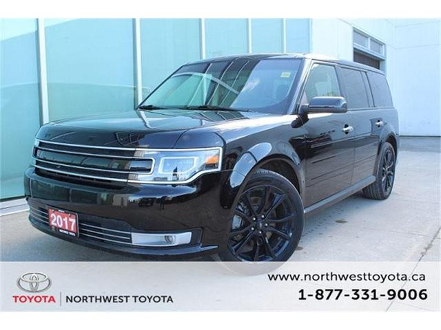 2017 Ford Flex Limited (Stk: A01073P) in Brampton - Image 1 of 13