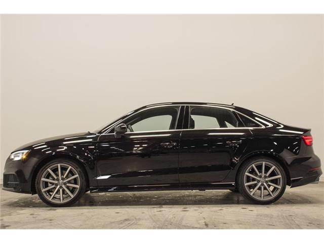 2018 Audi A3 2.0T Progressiv (Stk: T14075) in Vaughan - Image 2 of 7