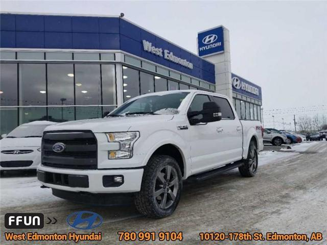 2016 Ford F-150 Lariat (Stk: 72538A) in Edmonton - Image 1 of 25
