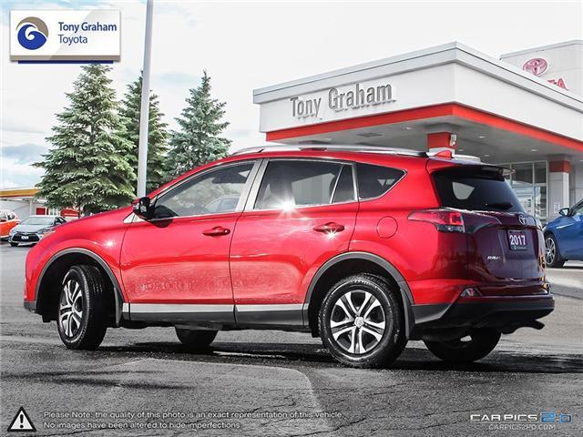 2017 Toyota RAV4 LE (Stk: U8863) in Ottawa - Image 3 of 28