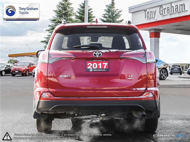 2017 Toyota RAV4 LE (Stk: U8863) in Ottawa - Image 4 of 28
