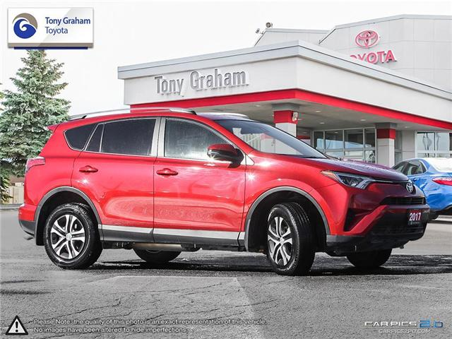 2017 Toyota RAV4 LE (Stk: U8863) in Ottawa - Image 6 of 28