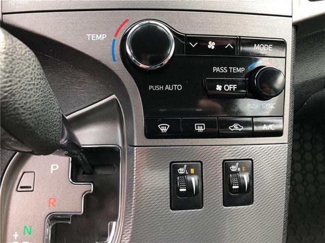 2014 Toyota Venza Base V6 (Stk: U1539) in Vaughan - Image 19 of 21