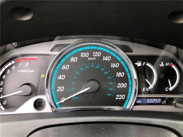 2014 Toyota Venza Base V6 (Stk: U1539) in Vaughan - Image 20 of 21