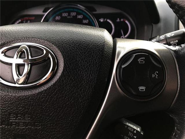 2014 Toyota Venza Base V6 (Stk: U1539) in Vaughan - Image 21 of 21