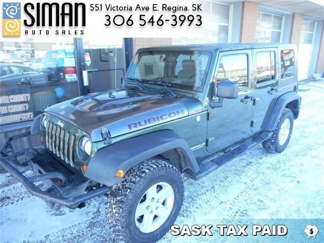 2007 Jeep Wrangler Unlimited Rubicon (Stk: P1273) in Regina - Image 1 of 15