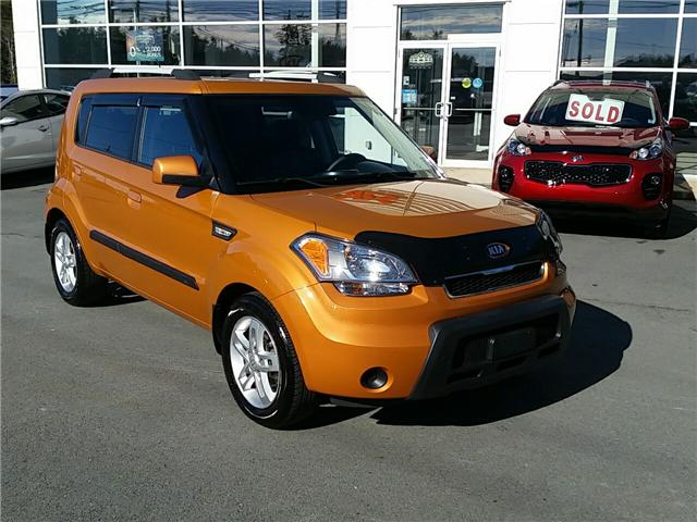 2010 Kia Soul 2.0L 2u (Stk: 18075A) in Bridgewater - Image 1 of 20