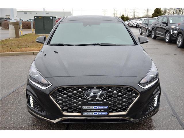 2018 Hyundai Sonata 2.0T Sport (Stk: 637793) in Milton - Image 2 of 25