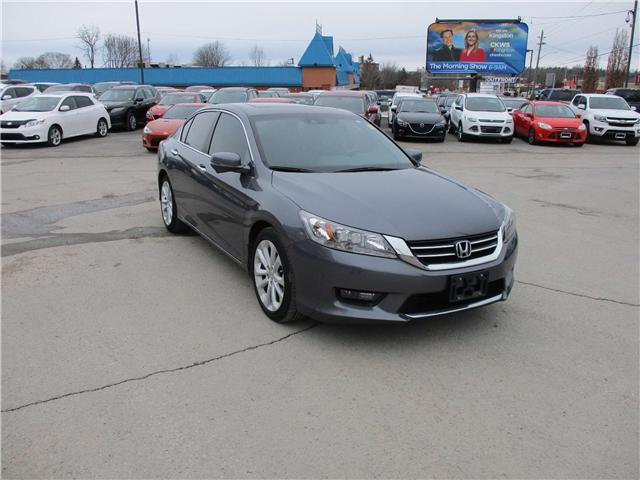 2014 Honda Accord Touring (Stk: 180211) in Kingston - Image 1 of 13