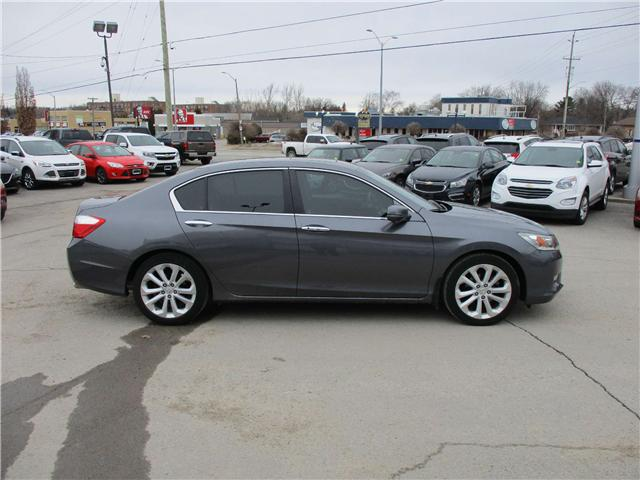 2014 Honda Accord Touring (Stk: 180211) in Kingston - Image 2 of 13