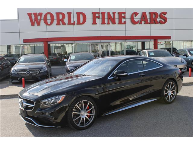 2016 Mercedes-Benz AMG S  (Stk: 10191) in Toronto - Image 1 of 30