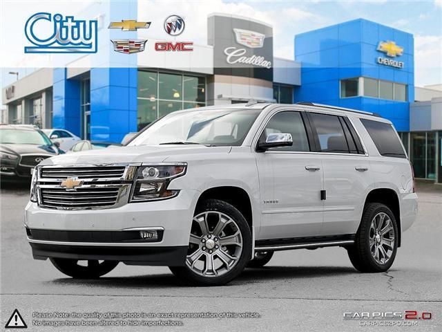 2017 Chevrolet Tahoe Premier (Stk: 2777132) in Toronto - Image 1 of 29