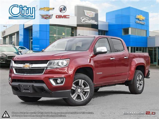 2017 Chevrolet Colorado LT (Stk: 2730244) in Toronto - Image 1 of 28