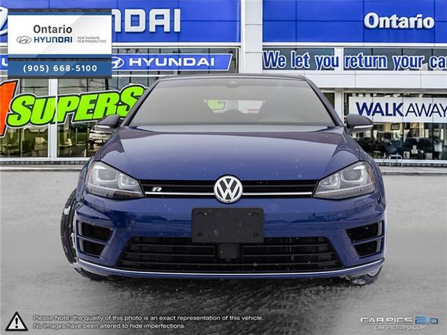 2017 Volkswagen Golf R 2.0 TSI (Stk: 83868K) in Whitby - Image 2 of 27