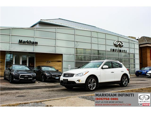 2014 Infiniti QX50 Journey (Stk: P2745) in Markham - Image 1 of 23